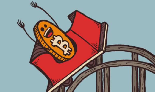 Crypto Achtbaan