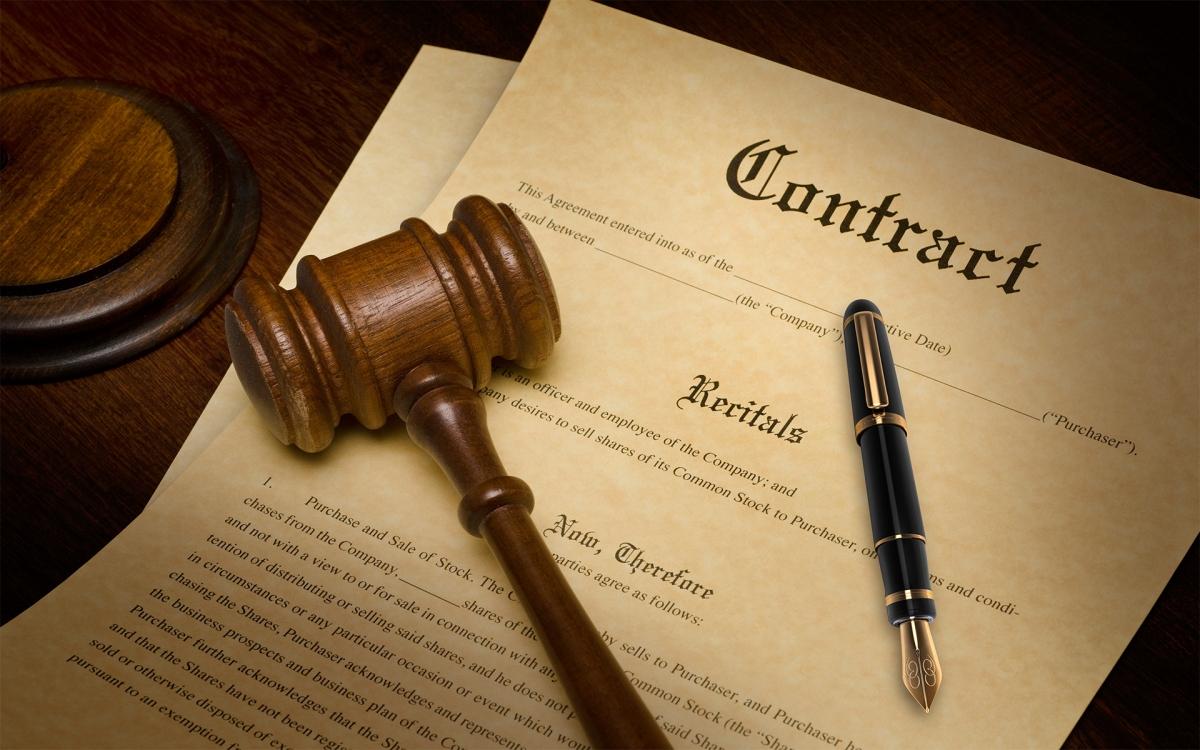 Wat is een smart contract en wat voor doel heefthet?