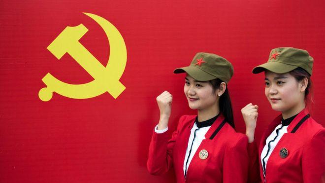 China's plan voor de komende vijfjaar