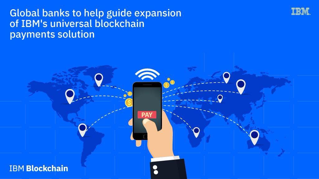 Blockchain neemt bedrijfsystemenover